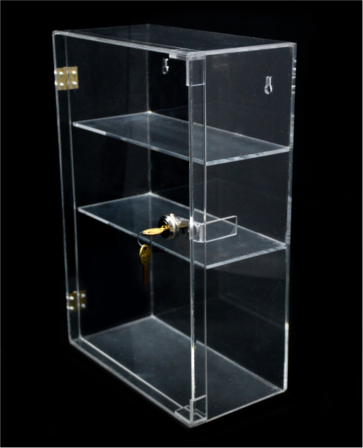 Acrylic Display Box - Parshwaacrylics